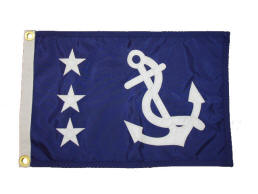 Past Commodore Flag