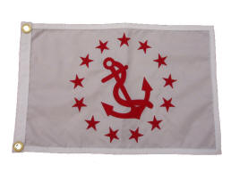 Rear Commodore Flag